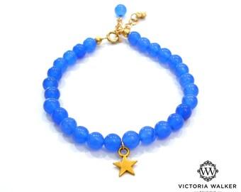 Blue Starlight Bracelet