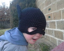 Bat hat mask, superhero costumes.