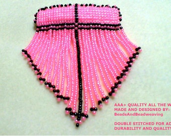 LOOM BEADED BARRETTE