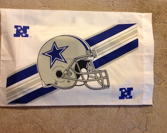 NFL Pillowcase NEW or cutter fabric