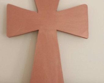 "8"" Hand Painted Cross"