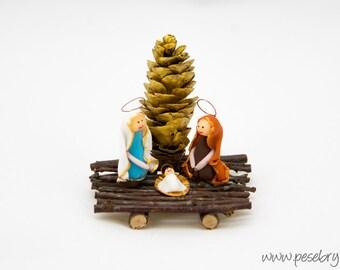 Raft Nativity