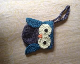 Little Owl coin purse