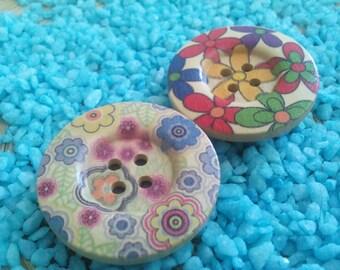Button Magnets set