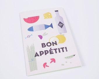 Notebook» Bon appetite!