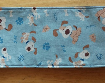 Blue Doggies Belly Band for Male Dogs