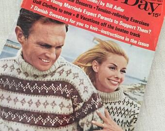 Woman's Day Magazine February 1967