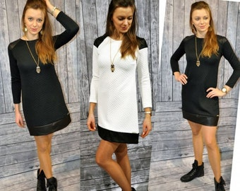 Trapezoid-cut Tunic