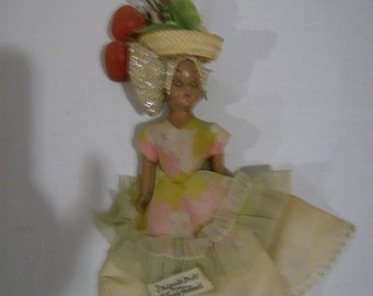 Chiquita Doll from the Virgin Islands - Eyes open and close