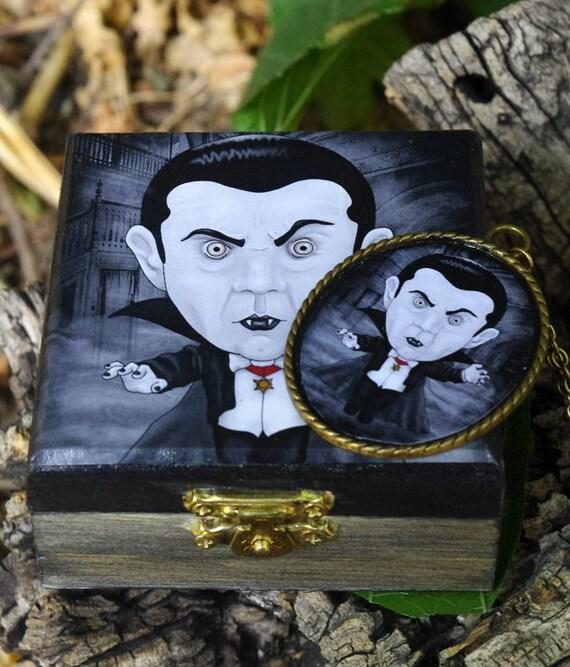 Set camafeo Dracula