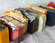 all natural handmade soap - natural body soap - best handmade soap - organic bar soap - moisturizing bar soap - best bar soap - soap shop