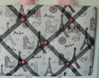 Paris Memory Board