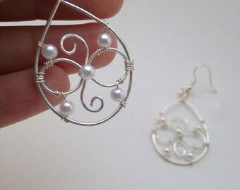Celtic Swirl earrings