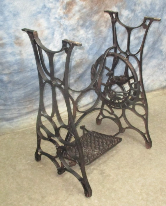 cast iron machine base