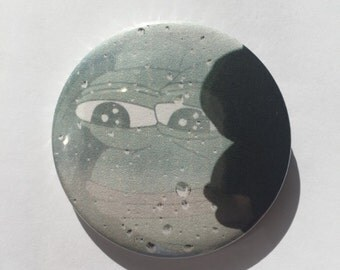 Pepe's Reflection 45mm Badge