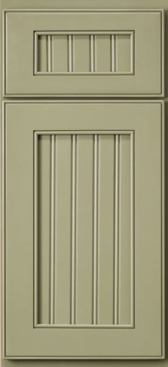 Custom made bead board cabinet doors 103 any for Beadboard kitchen cabinets for sale