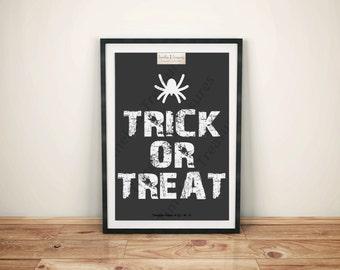 Halloween (C) - Trick or Treat