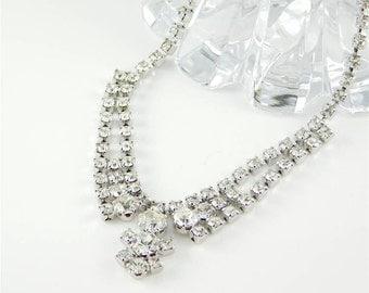 Victoria Crystal Necklace