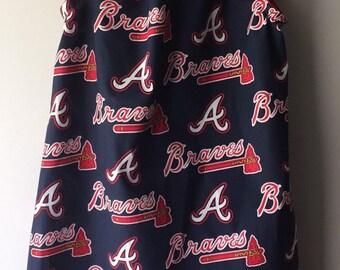 Atlanta Braves Baby/Toddler Dress