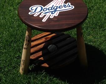 Baseball Coffee Table