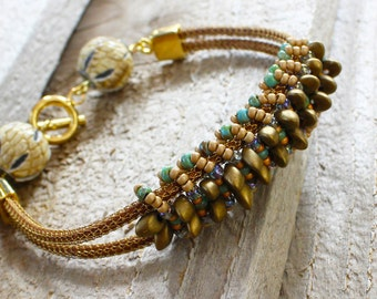 Egyptian Bracelet Kit – By Nealay Patel