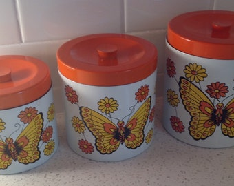 Butterfly Canisters
