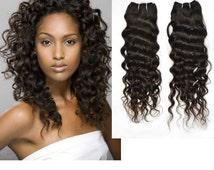 Thick naked Malaysian Kinky Curly human hair Virgin Hair Bundle 3pcs Virgin Hair Extension hair weave hair weft Free Shipping