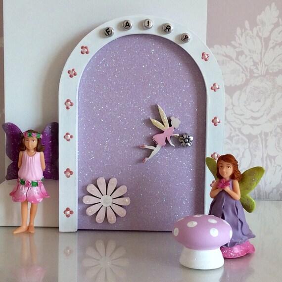 Little sparkles fairy doors magical little fairy door sits on for Lil fairy door sale