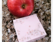 Homemade Apple Crisp Soap