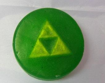 Legend of Zelda Triforce Soap