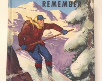 Stories to Remember rare vintage readers