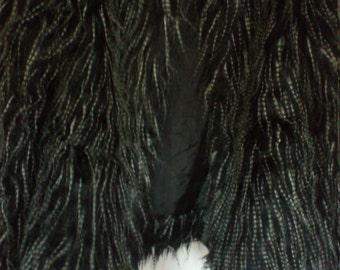 Plush faux fur Winterjacket 38 EU, Like M