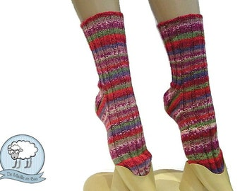 ON SALE - Handknitted socks for women