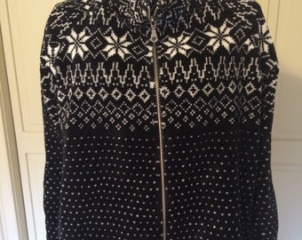 Snowflake Jacket by Barrage Authentic, size M