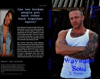 Signed Wayward Soul Paperback