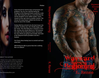 Signed Wayward Beginning Paperback