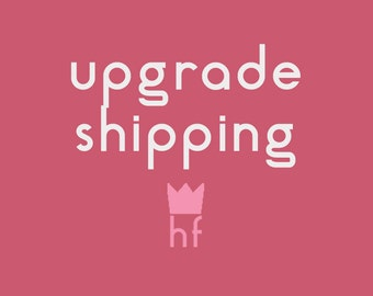 Upgrade Shipping for Confetti to 1-3 Day Priority Mail
