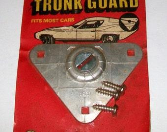 Vintage 1960s Trunk Guard - NOS