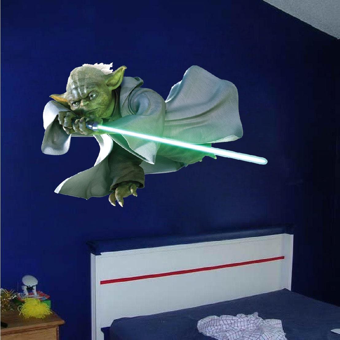 star wars decals star wars wall decals star wars by primedecal. Black Bedroom Furniture Sets. Home Design Ideas
