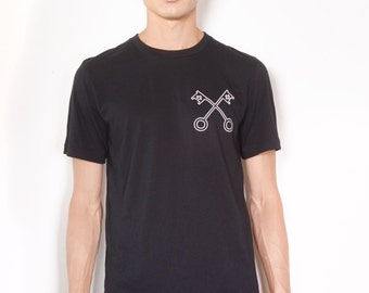 Black key shirt