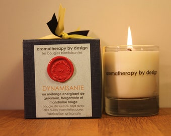 Handpoured Luxury Soy Wax Aromatherapy Candle