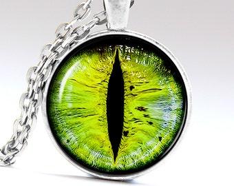 Green eye pendant Ogre eye jewelry Shrek eye necklace Green Eye Necklace Green Eye Jewelry Ogre Eye Necklace Ogre Eye Pendant Shrek  LG153