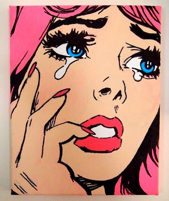 pop art tattoo tumblr - 570×676
