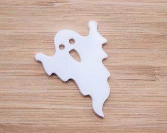 Laser Cut Acrylic Ghost
