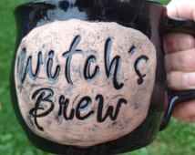 Witch's Brew Handcrafted Mug