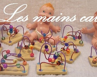 Abacus Miniature 10eme and 12eme