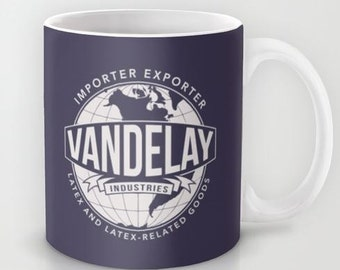 Vandelay Industries - 11 oz or 15 oz Ceramic Mug