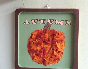Autumn - Pumpkin