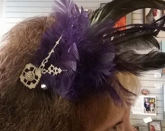 Steampunk Hair Clip