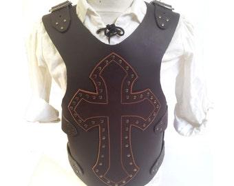 Knight Templar, infant leather armor